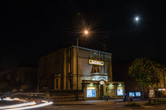 ENGLAND, BRISTOL - 29 SEP 2015: Chappell and Matthews Building b. Y night, Whiteladies Rd Stock Photography