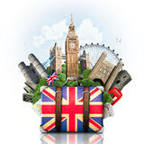 England, British landmarks Stock Photos
