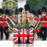 England, British landmarks Stock Photo