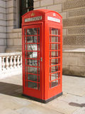 England call box Royalty Free Stock Image