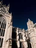 Canterbury cathedral royalty free stock photography