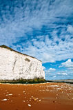 England cliffs Royalty Free Stock Images