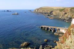England, Cornwall, Lizard Point Royalty Free Stock Photos