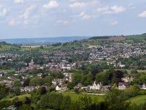 Scenic Gloucestershire, Stroud Valleys Stock Photo