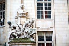 England in der alten Stadt von London Stockfoto