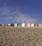 England devon jurassic coast budleigh salterton Royalty Free Stock Photo