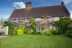 england dom wiejski Zdjęcia Stock