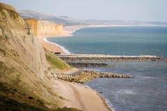 England dorset bridport jurass Royalty Free Stock Photos