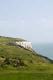 England Dover White Cliffs Royalty Free Stock Photo