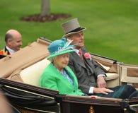 england drottning royaltyfri bild