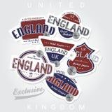 England emblem Royalty Free Stock Image