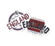 England emblem Royalty Free Stock Images