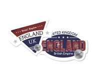 England emblem Stock Photography