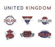 England emblem Stock Image