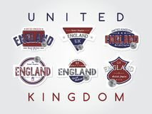 England emblem Royalty Free Stock Photography