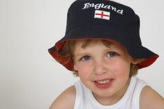 England erwartet 2 Stockbild