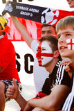 England fan Stock Images