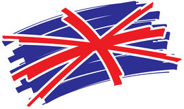 England_flag illustration libre de droits
