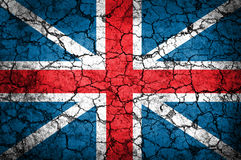 England flag Royalty Free Stock Photography