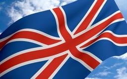 England flag Stock Photography
