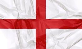 england flagę Zdjęcia Stock