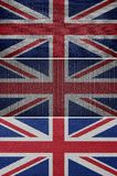 England flag Stock Photography