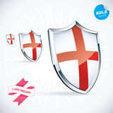 England Flag Stock Images