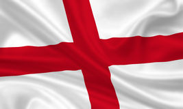 england flaga Obrazy Royalty Free
