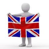 england flaga ilustracji