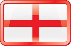 england flagi ikony ilustracja wektor