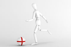 England football Royalty Free Stock Image