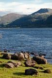 england gromadzki jezioro Obraz Royalty Free