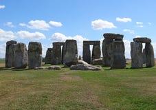 England historic stonehenge landscape background. Stonehenge landscape background for wallpaper use with text and image layouts stock photo