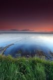 England Kimmeridge bay Royalty Free Stock Photography