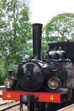 england kolejowa severn kontrpary pociągu dolina Obrazy Stock