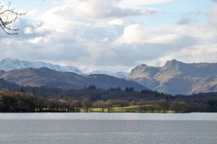 England Lake District Royalty Free Stock Image