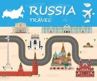 England Landmark Global Travel And Journey. Infographic Vector Design Template.vector illustration Stock Image