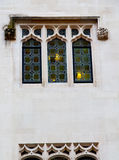 In england london  glass the wall Royalty Free Stock Photo