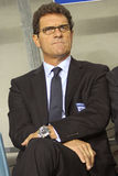 England manager Fabio Capello Royalty Free Stock Image