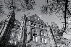 England - Manchester Royalty Free Stock Photography