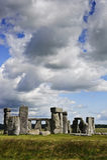 england megalithic monumentstonehenge Fotografering för Bildbyråer