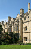 England, Oxford. University, college building Royalty Free Stock Photo