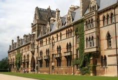 england Oxfordu Obraz Royalty Free
