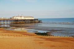 england plażowi hastings Zdjęcie Stock