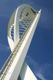 england portsmouth spinnakertorn fotografering för bildbyråer