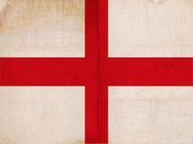 england rocznik chorągwiany stary Obraz Stock
