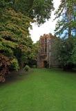 England ruinierte Abtei Stockfotografie