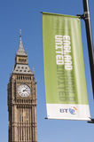 England's bid to host FIFA's 2018 world cup. Stock Image