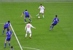 England - San Marino Stock Images
