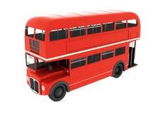 England school bus Stock Photos